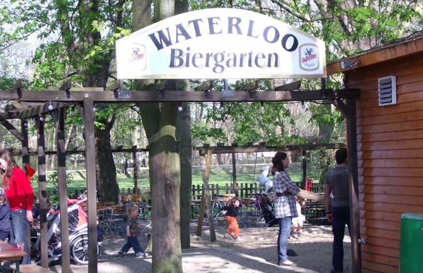 Biergarten Waterloo